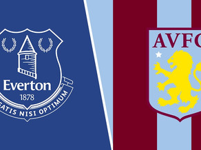 Toffees To Be Held By Defiant Villa At Goodison