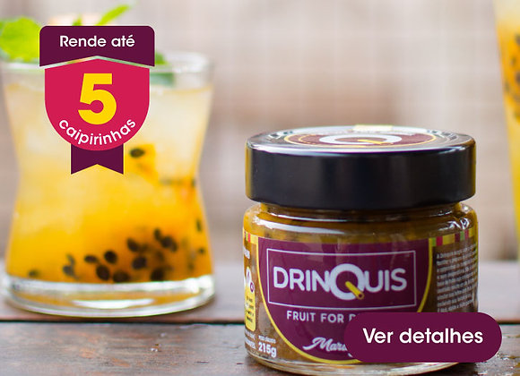 Drinquis Maracujá