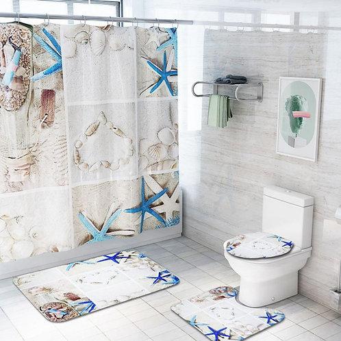 Starfish Bathroom Set