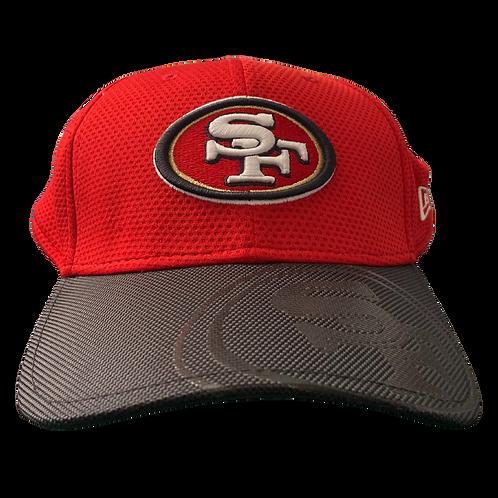 49ers - Red/ Black - Sport Hat