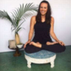 Lia Catanzaro Yoga Hawaii