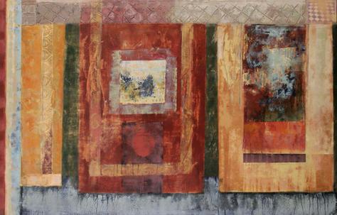 Spirit Wall-Pompeii II  2009