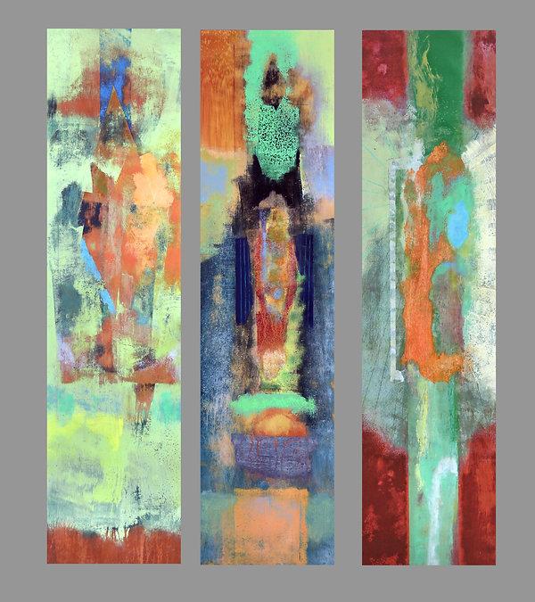 Valencian triptych 3-12_ x 48_.acrylic o