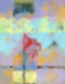 About Saint-Sernin .18_ x 14_ acrylic on