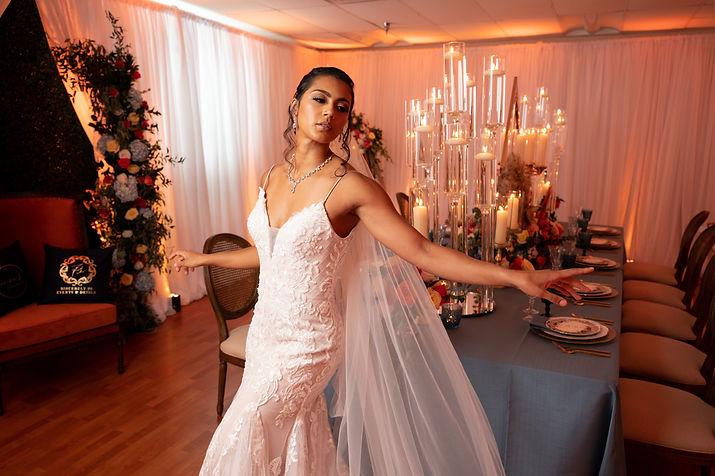 Baltimore Wedding Bridal Styled Shoot Qu