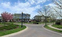 Edgewood Street and Island