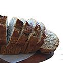 Healthy Banana Bread (sugar-free and egg free)