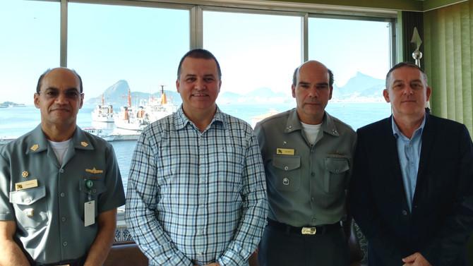 MARINHA DO BRASIL CONFIRMA PRESENÇA E APOIO À ORGANIZAÇÃO DO 17º CONGRESSO LATINO-AMERICANO DE CIÊNC