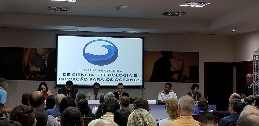 Banner em homenagem aos 44 anos da AOCEANO
