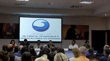 AOCEANO PARTICIPA DO I FÓRUM BRASILEIRO DE CIÊNCIA, TECNOLOGIA E INOVAÇÃO PARA OS OCEANOS, EM SALVAD