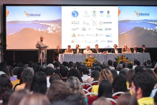 17º CONGRESSO LATINO-AMERICANO DE CIÊNCIAS DO MAR – COLACMAR'2017 COLOCA SAÚDE AMBIENTAL E VIABILIDA