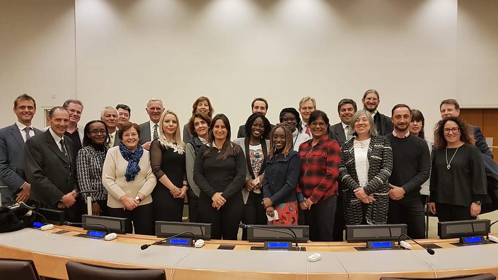 Reunião da ONU conta com a participação de países do Atlântico Sul