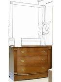 корпусная мебель для спальни купить недорого от производителя в спб