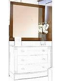 корпусная мебель мдф для спальни купить в спб недорого от производителя