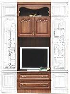 купить, недорого, модулная система, мебельная стенка, спб