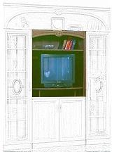 модульная мебельная стенка купить в спб недорого от производителя