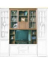 модульная мебельная стенка, купить недорого, спб, от производителя