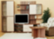 современные гостиные для небольших помещений