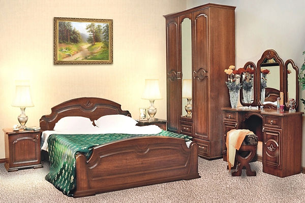 недорогая мебель для спальни
