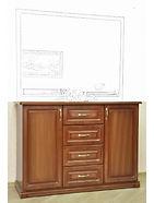 мебель для спальни мдф, недорого, производитель, купить, спб