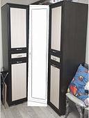 корпусная мебель для спальни купить в спб недорого от производителя