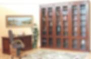 мебель для кабинета, библиотека, рабочий стол, купить, спб
