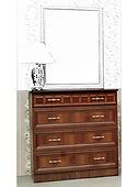 корпусная мебель для спальни мдф купить в спб недорого от производителя