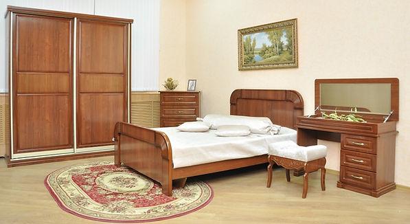 спальный гарнитур МДФ