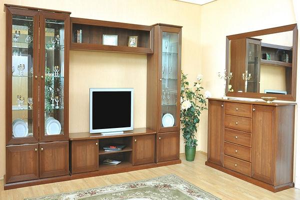 красивая недорогая мебель для гостиной