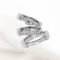 O11.結婚指輪&婚約指輪のセット_オーダーメイド_谷口宝石.jpg