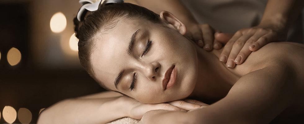 Massage im Little Spa in Bonn
