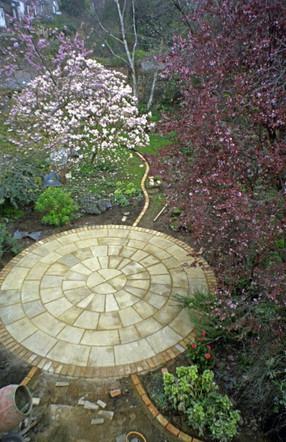 Juliet's Hackney garden