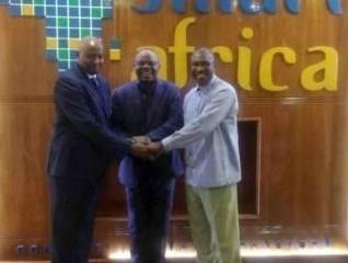 AUB-Smart Africa Strengthen cooperation ties