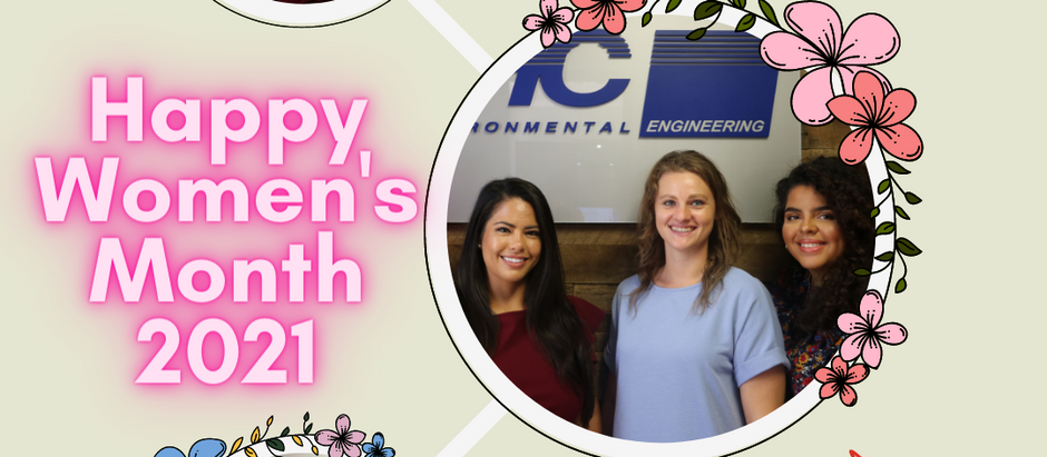 Happy Women's Month!