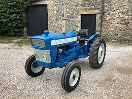 Ford 3000 pre-force