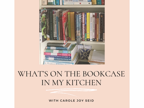 Episode #47: What's On the Bookcase in My Kitchen