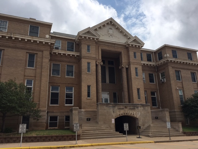 Guthrie Court House