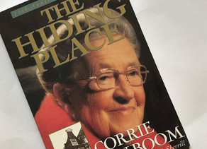 Homeschool Made Simple #3: Corrie Ten Boom