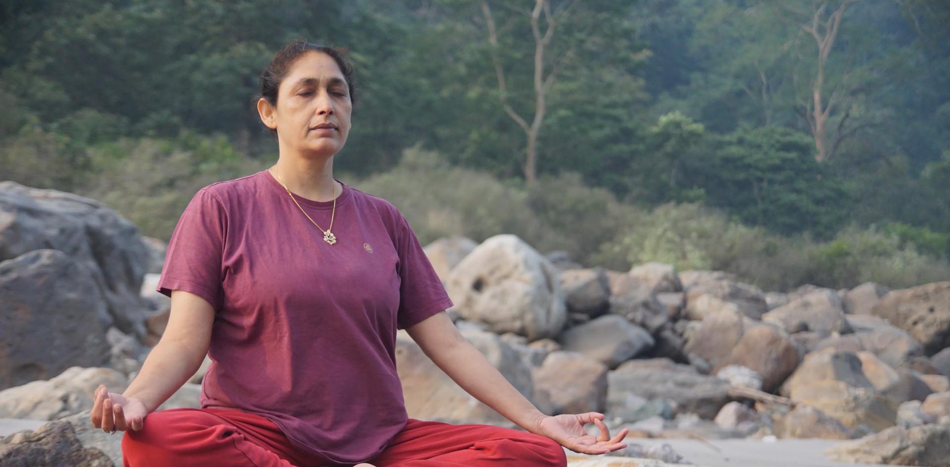 Meditation Practice with Lalita-ji