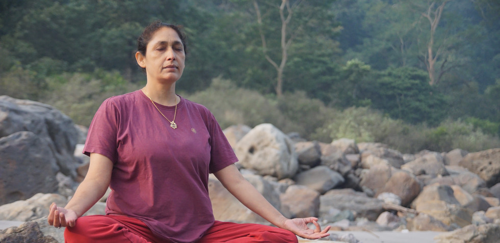 Meditation Practice with Lalita-ji