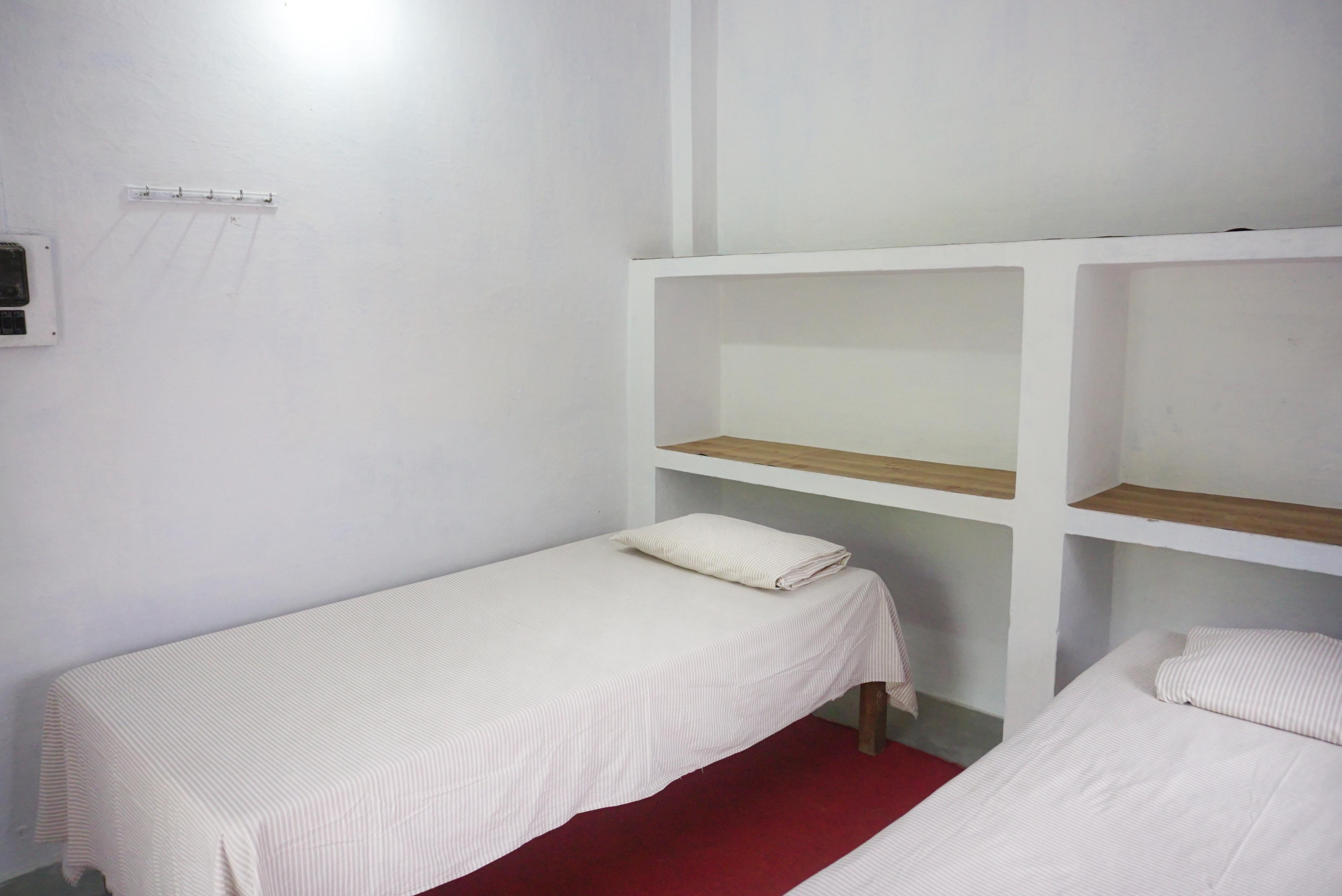 Double Room at Phool Chatti Yoga Ashram in Rishikesh