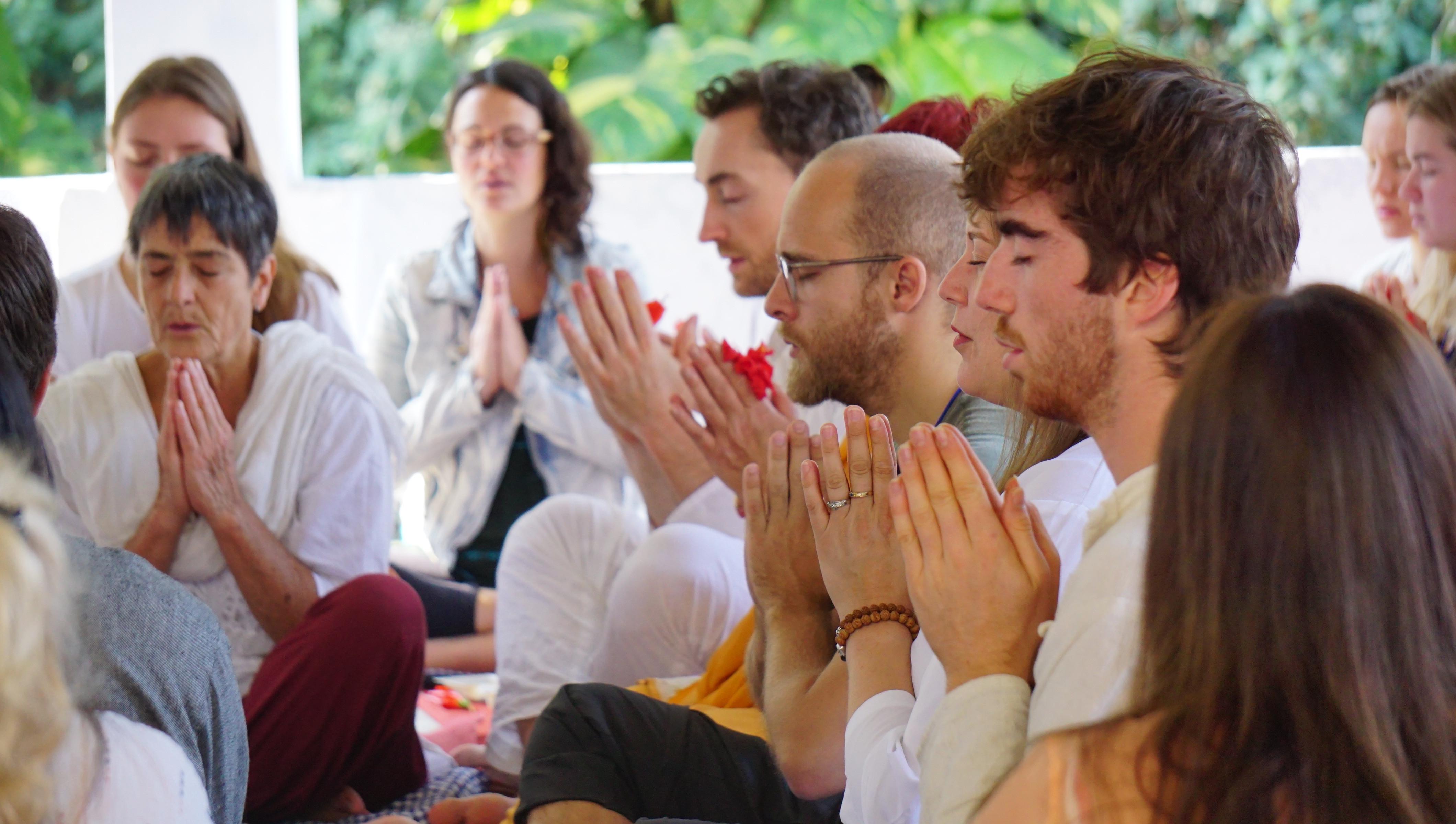 Yoga and Meditation Retreat