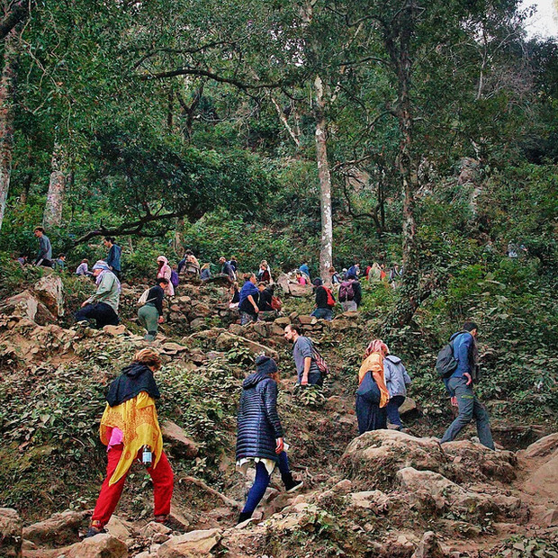 Patna Waterfall walk