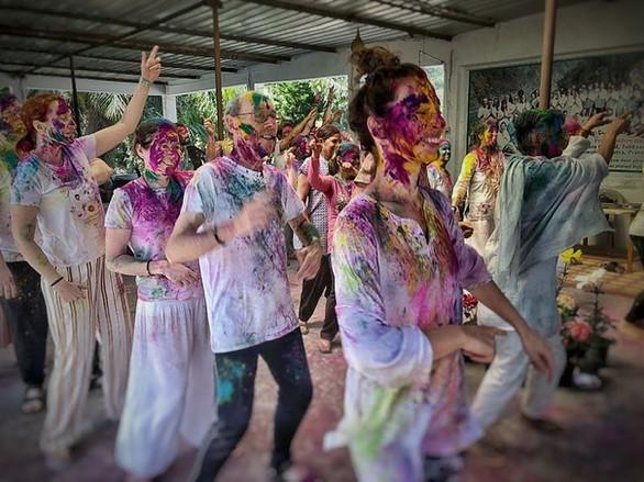 Holi 2020 At Phool Chatti