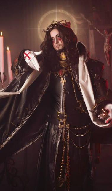Emperor Cosplay