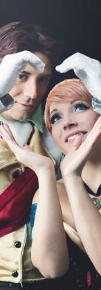 Misa & Sho cosplay