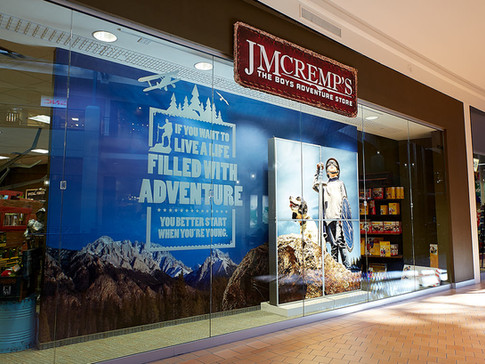 JM Cremps Storefront Mall of America