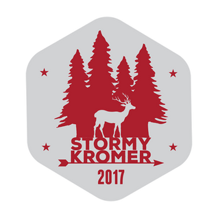 Stormy Kromer Hat Pin