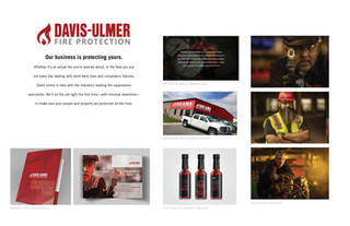 Davis Ulmer Branding Case Study