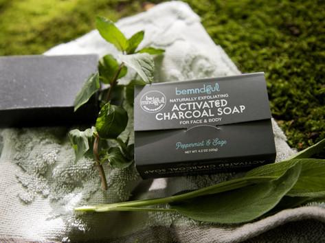 Peppermint Sage Soap